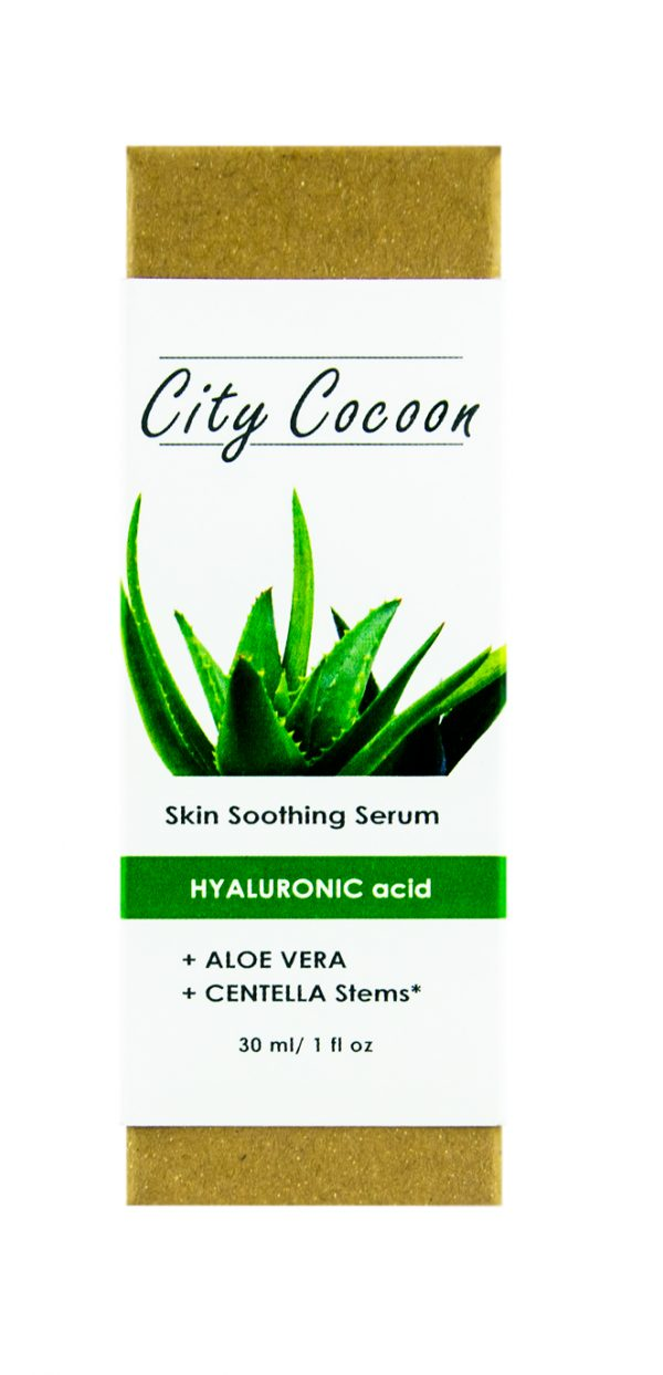 Aloe Skin Soothing Serum Hyaluronic acid