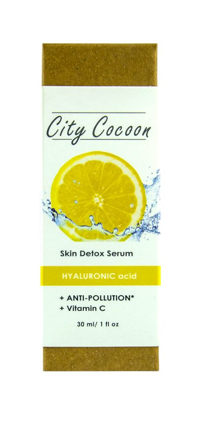 Skin Detox Serum Anti-pollution Vitamin C